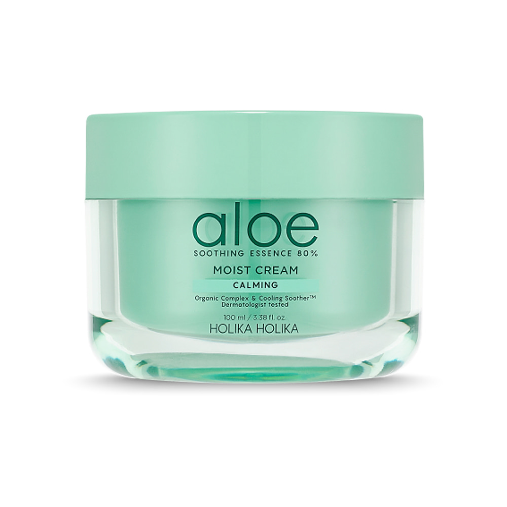 Holika Holika Aloe Soothing Essence 80% Moist Cream 100ml