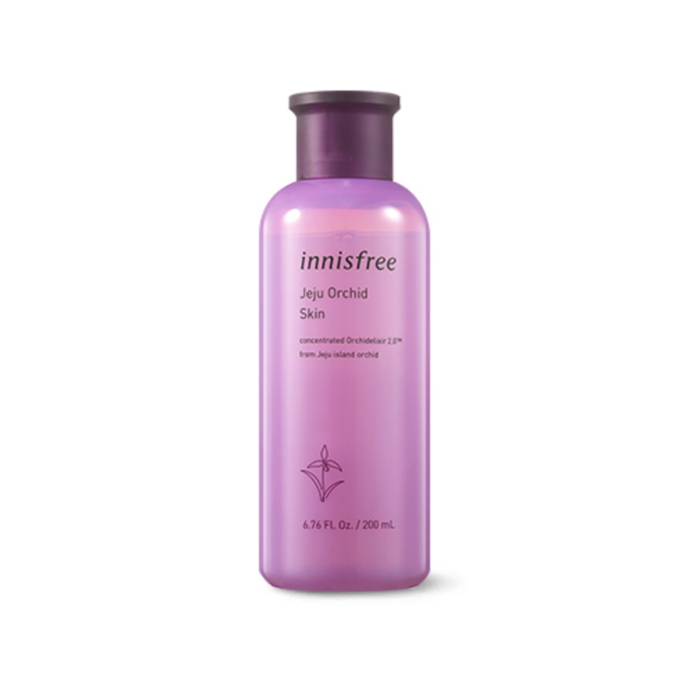 Innisfree Jeju Orchid Skin 200ml Renewal