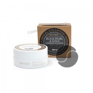 PETITFEE Black Pearl & Gold Hydro Gel Eye Patch 60 Sheet