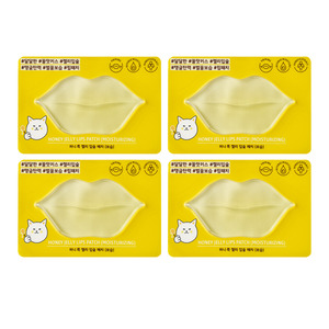 Etude House Honey Jelly Lips Patch(Moisturizing) 10ml 1+1+1+1 4pcs