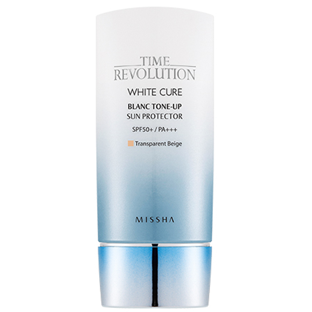 MISSHA Time Revolution White Cure Blanc Tone Up Sun Protector SPF50+ / PA+++ 50ml