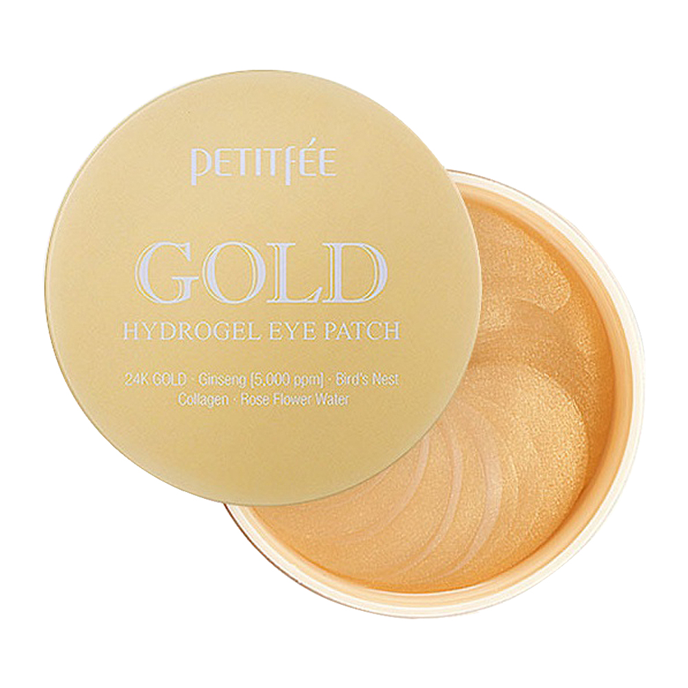 PETITFEE Gold Hydrogel Eye Patch 1.4g x 60ea