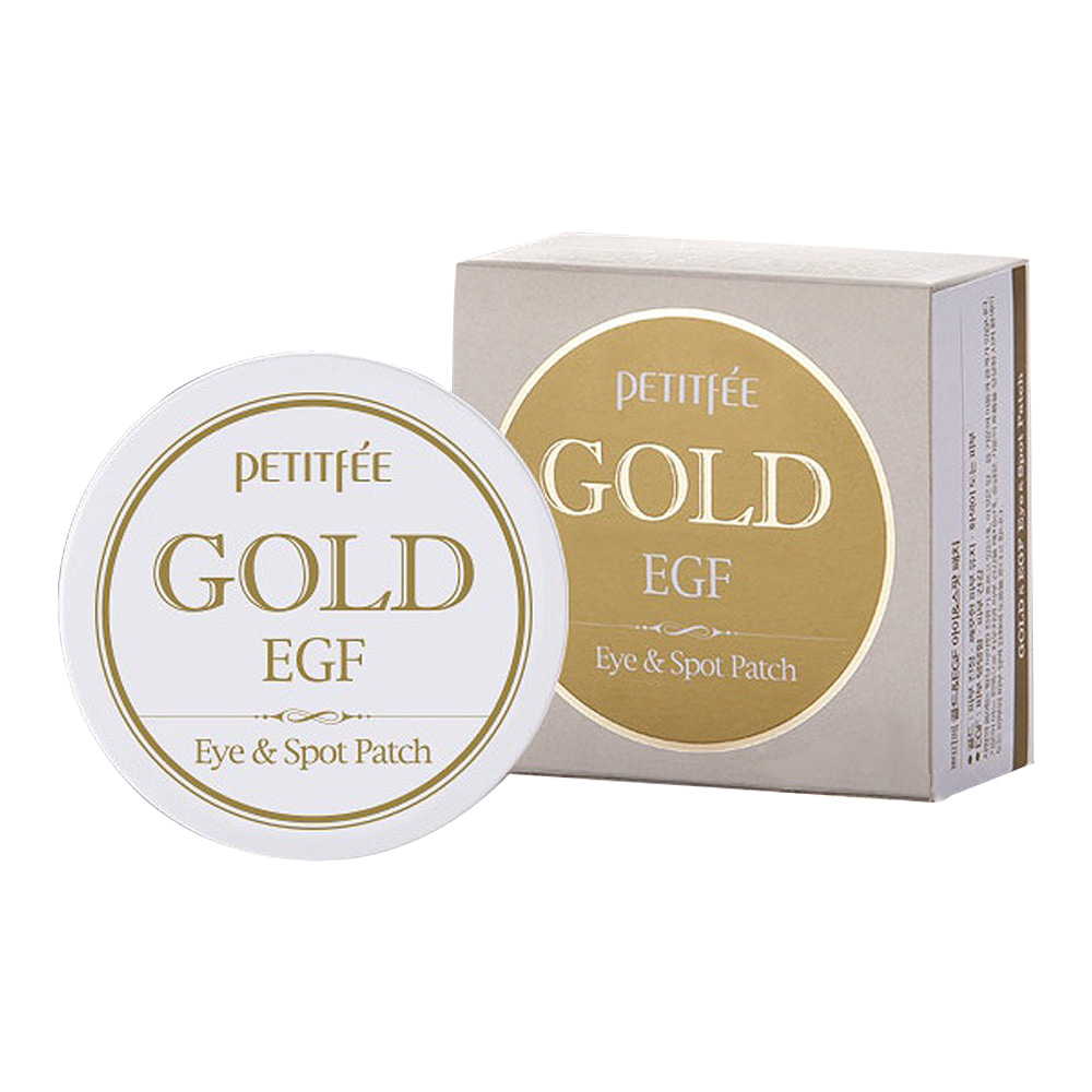 PETITFEE Gold EGF Eye & Spot Patch[Eye Patch 1.1gx60ea + Spot Patch 0.6gx30ea]