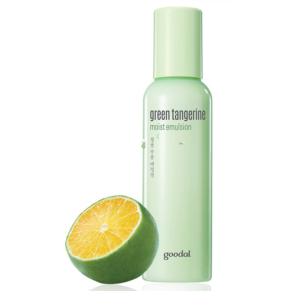 GOODAL Green Tangerine Moist Emulsion 150ml
