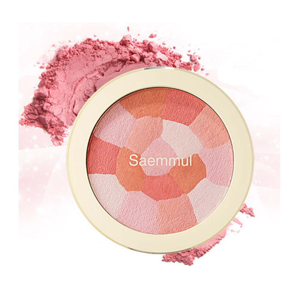 THESAEM-The Saem Saemmul Luminous Multi Blusher 8g