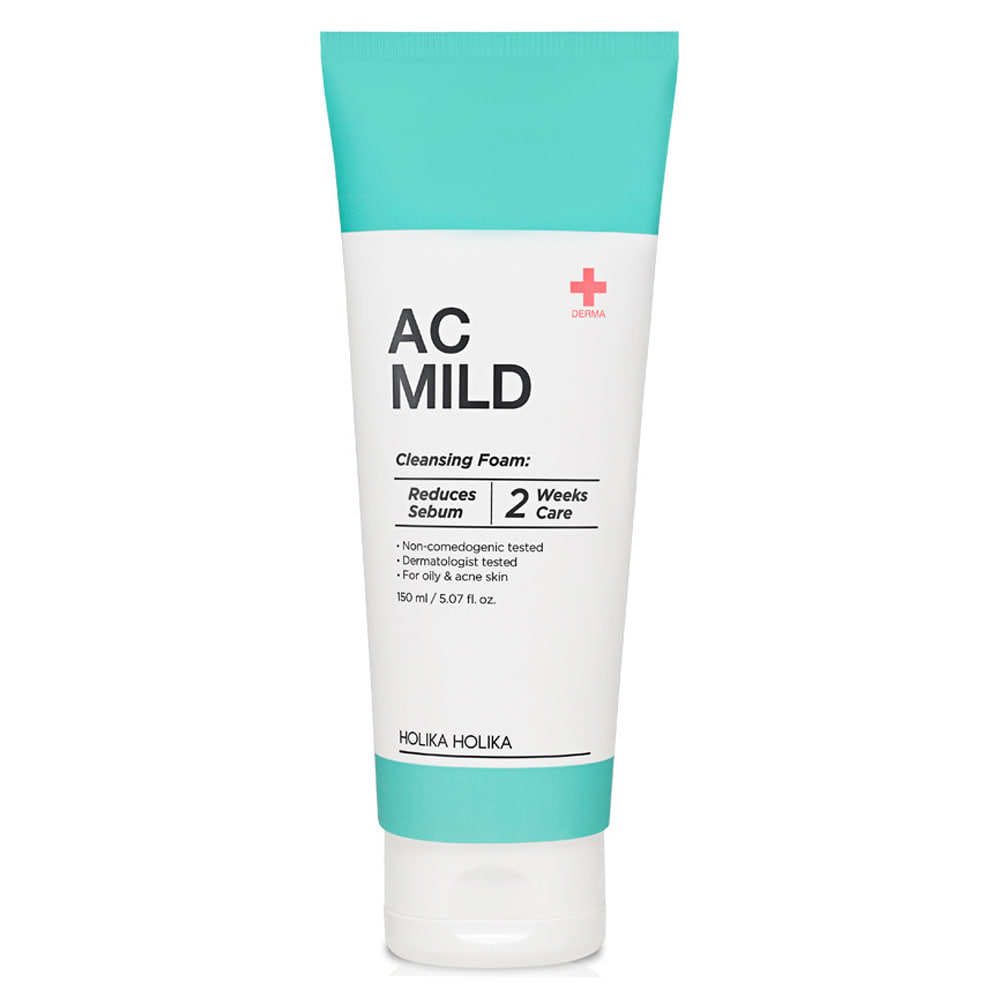 Holika Holika Ac Mild Cleansing Foam 150ml
