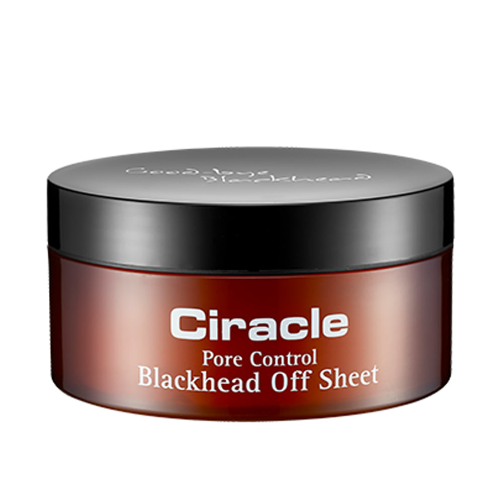 Ciracle Pore Control Blackhead Off Sheet 50ml (40 Sheets)