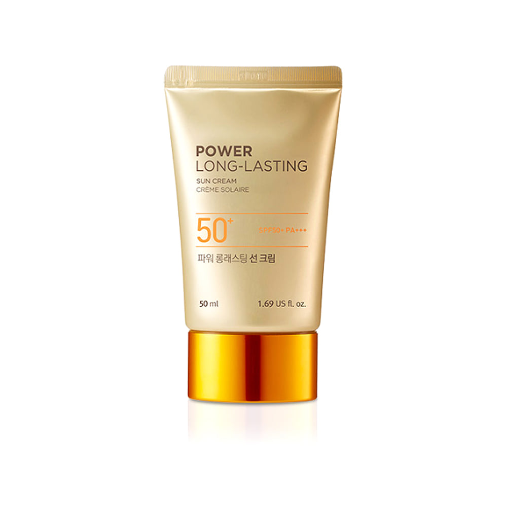 The Face Shop Power Long Lasting Sun Cream 50ml SPF50+ PA+++ Renewal