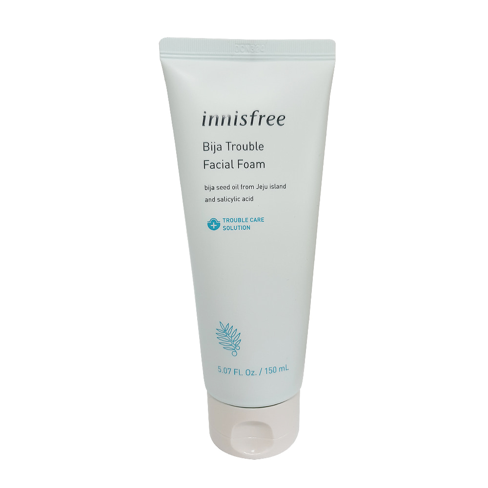 Innisfree Bija Trouble Facial Foam 150ml Renewal