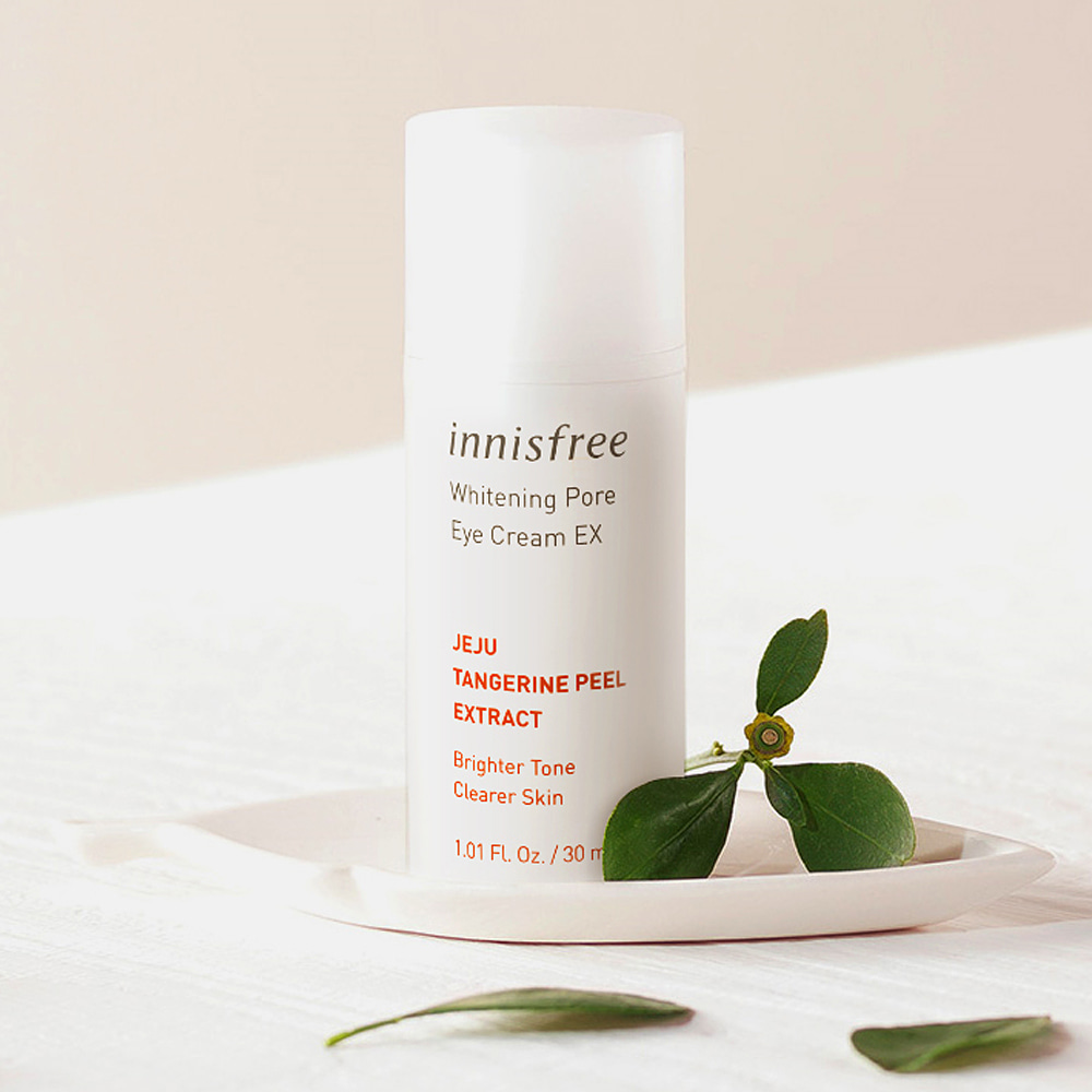 Innisfree Whitening Pore Eye Cream EX 30ml Renewal
