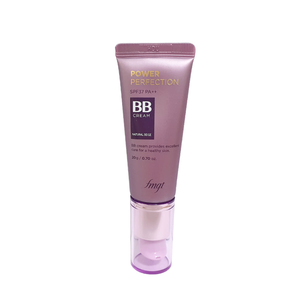 THE FACE SHOP Power Perfection BB Cream 20g SPF37 PA++ # V203 Natural Beige