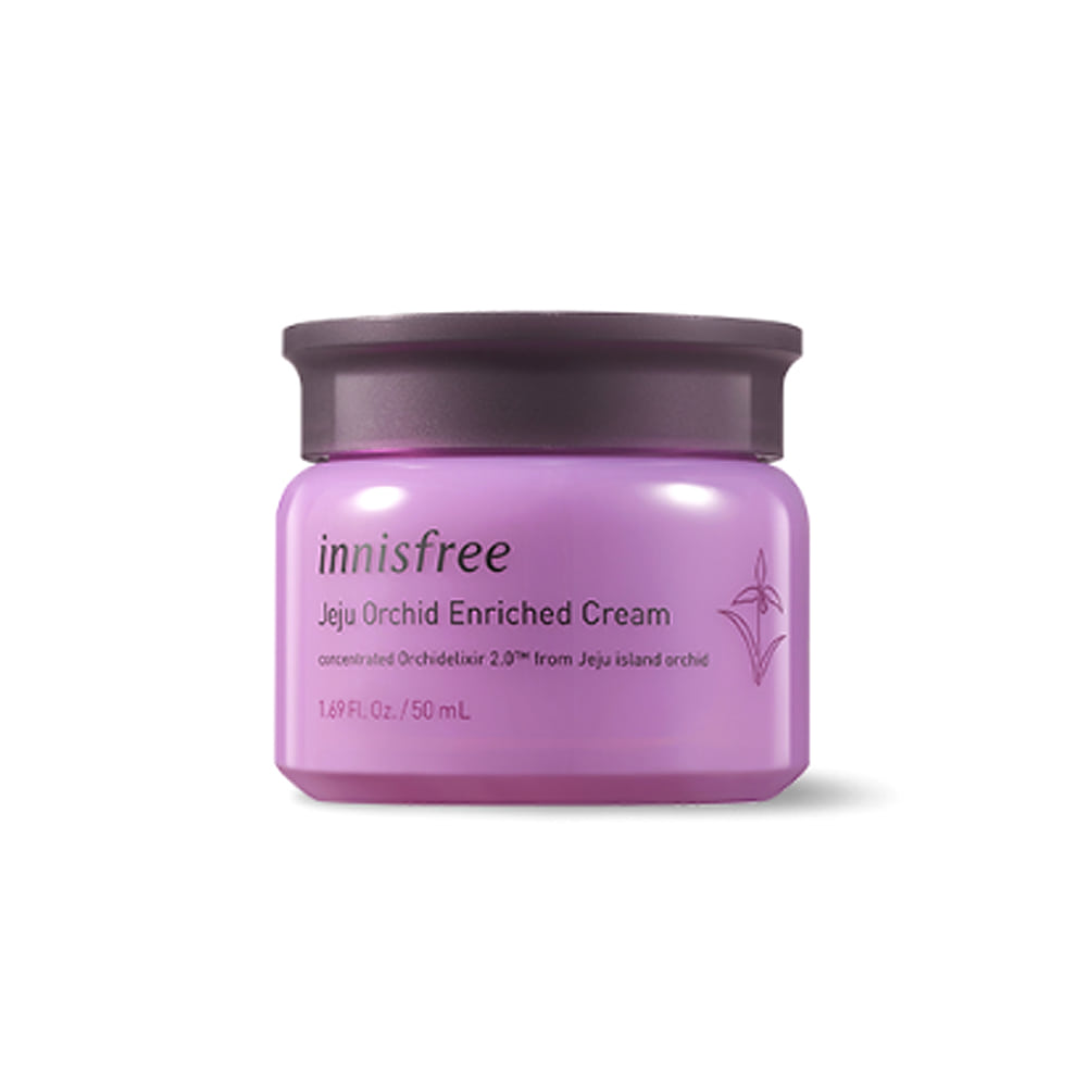 Innisfree Jeju Orchid Enriched Cream 50ml Renewal