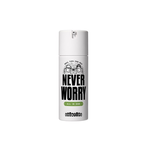 BRO&TIPS Never Worry All In One 120ml