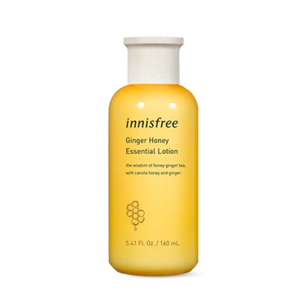 Innisfree Ginger Honey Essential Lotion 160ml Renewal