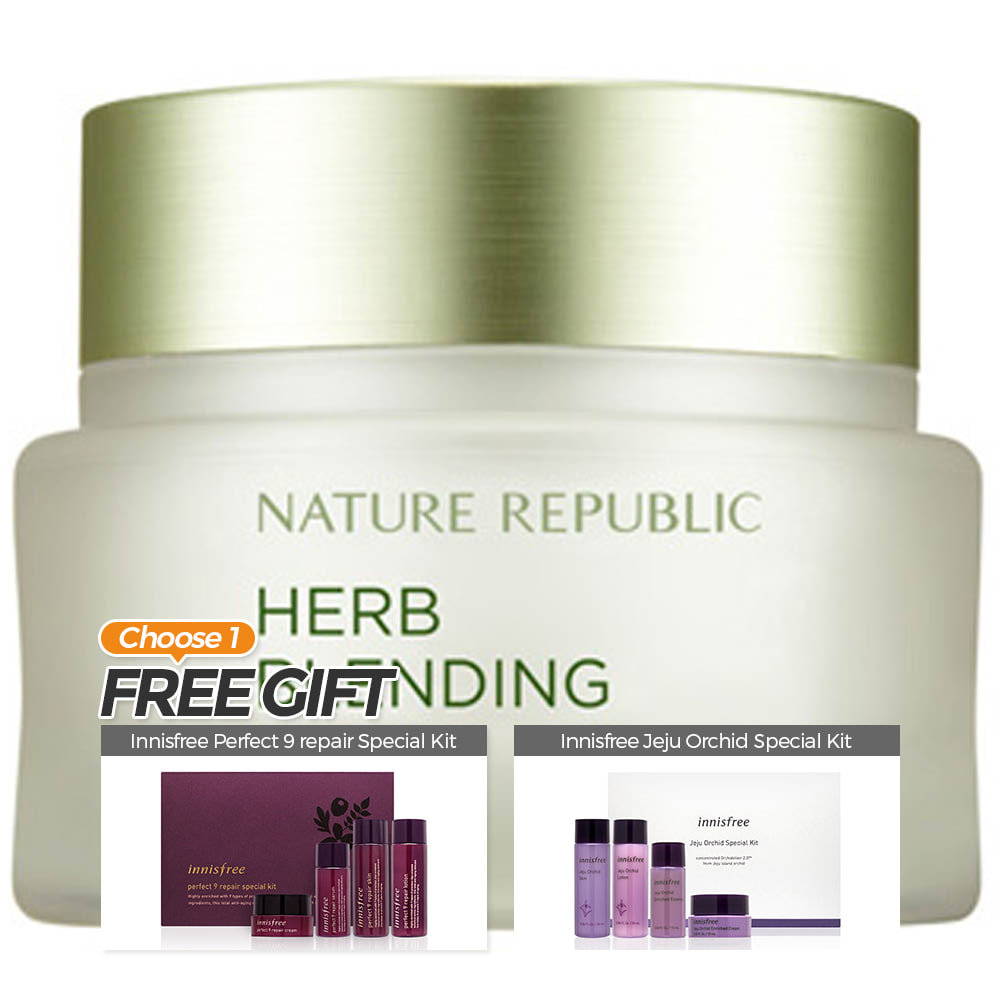 Nature Republic Herb Blending Eye Cream 25ml