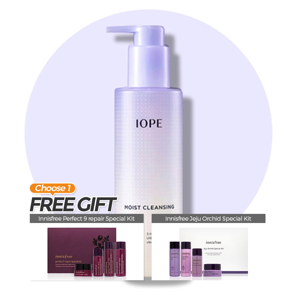 Iope Moist Cleansing Oil 200ml