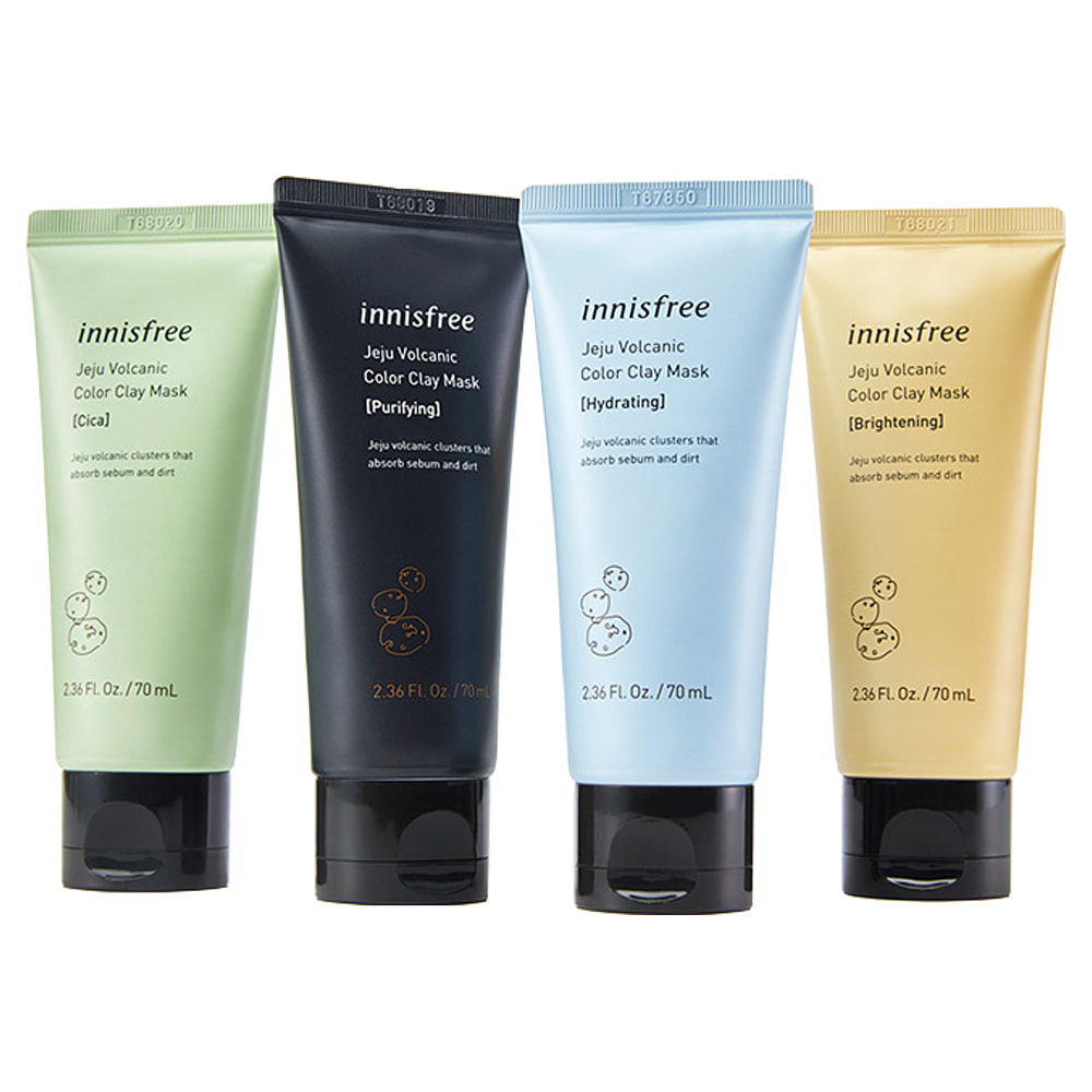 Innisfree Jeju Volcanic Color Clay Mask 70ml Renewal