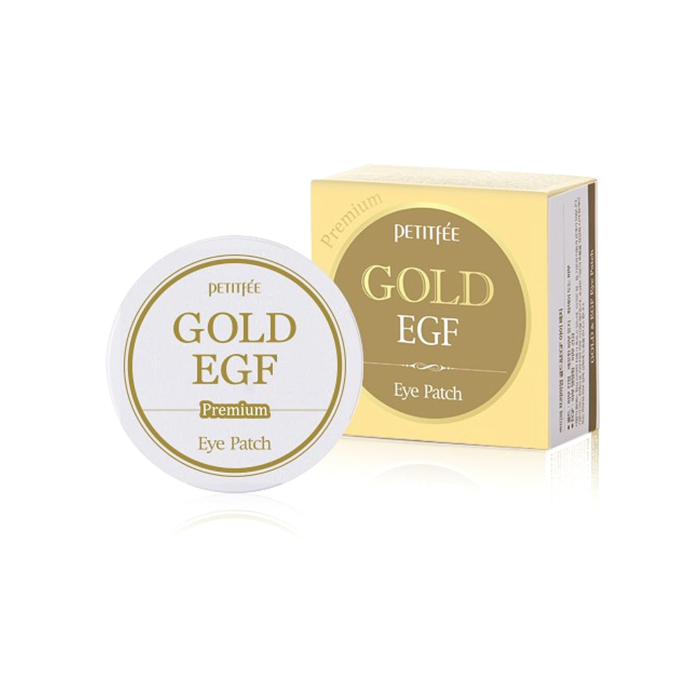 PETITFEE Premium Gold & EGF Eye Patch 1.4g x 60ea
