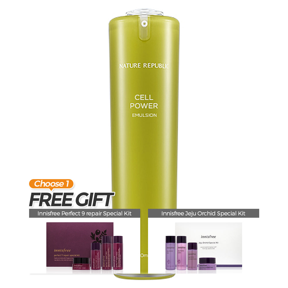 Nature Republic Cell Power Emulsion 120ml
