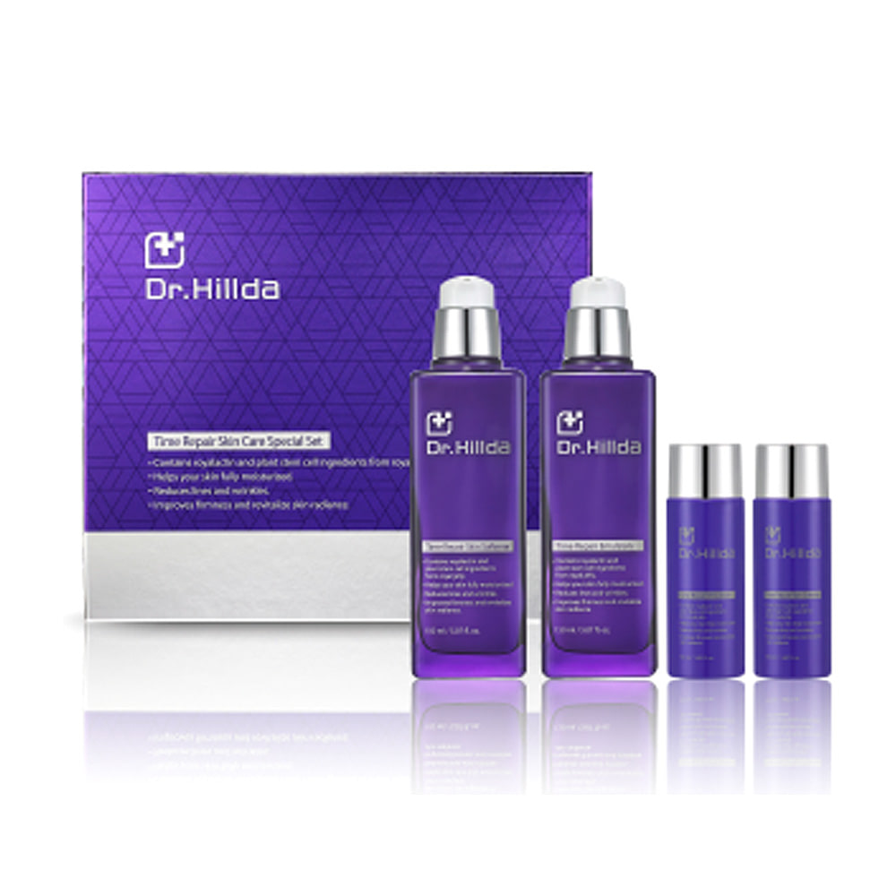 ENPRANI Dr.Hilda Time Repair Skin Care Special Set (4 Items)
