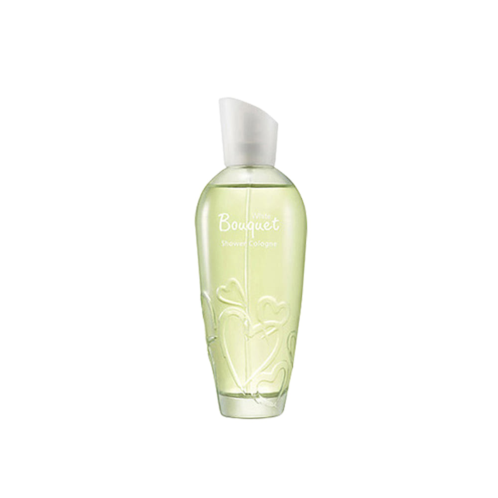 HAPPY BATH White Bouquet Shower Cologne 150ml