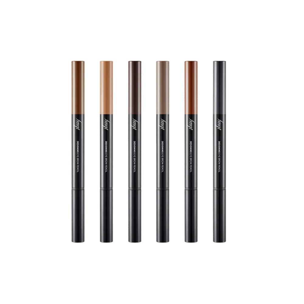 THE FACE SHOP Designing Eyebrow Pencil 0.3g Renewal