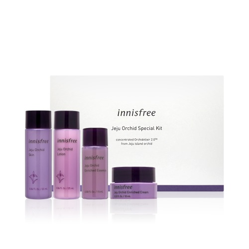Innisfree Jeju Orchid Special Kit -4 item