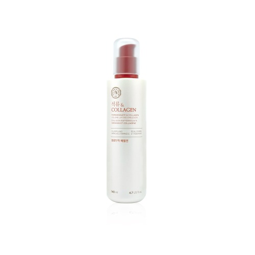THE FACE SHOP Pomegranate & Collagen Volume Lifting Emulsion 140ml