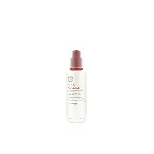 The Face Shop Pomegranate & Collagen Volume Lifting Serum 80ml