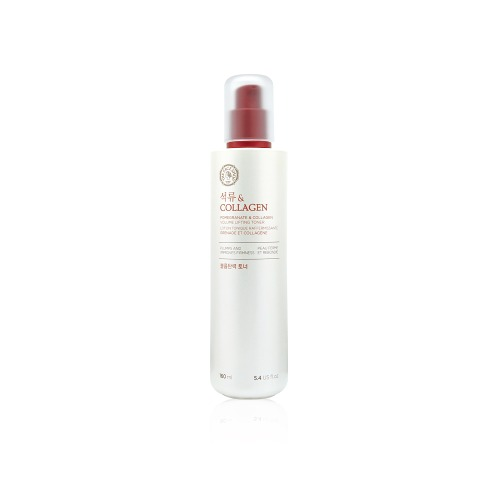 THE FACE SHOP Pomegranate & Collagen Volume Lifting Toner 160ml