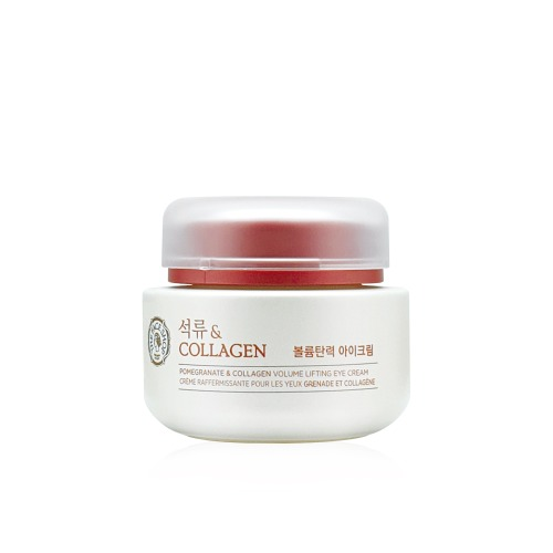 THE FACE SHOP Pomegranate & Collagen Volume Eye Cream 50ml