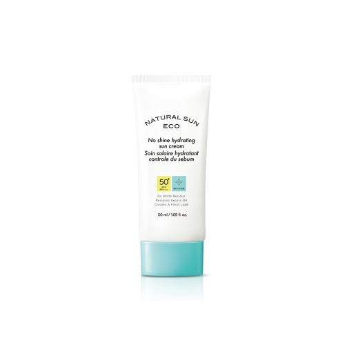 THE FACE SHOP Natural Sun Eco No Shine hydrating sun cream 50ml