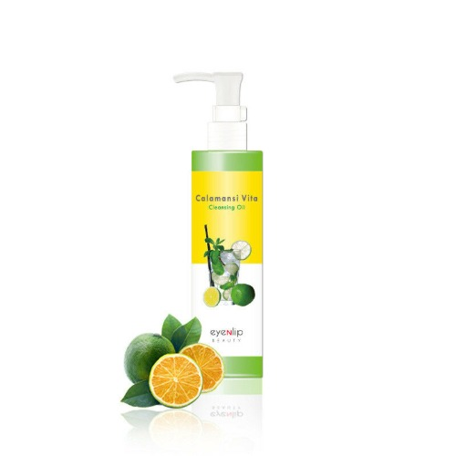 EYENLIP Calamansi Vita Cleansing Oil 150ml Free gifts